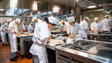 What are some good schools for cooking?