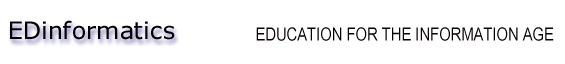 Edinformatics - Educational Resource