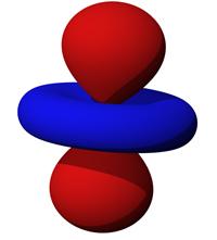 3dz2  atomic orbital 2pz