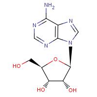 adenosine molecular structure
