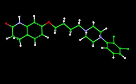 the aripiprazole abilify molecule for 3d structure of the aripiprazoleAbilify Structure