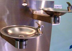Water Fountain-- Great Inventions