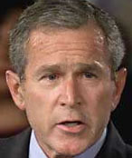 facial-asymmetry-george-bush