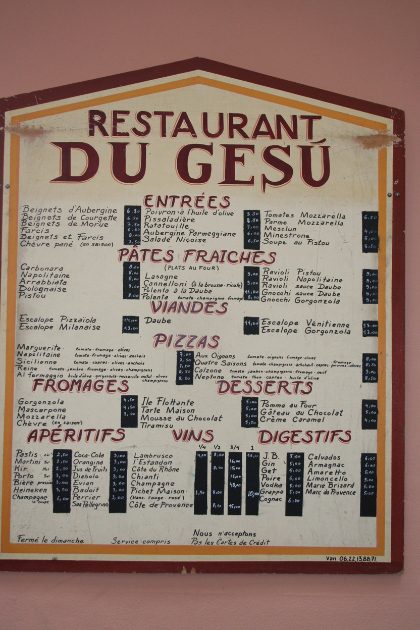 best restaurants in nice france -- great values