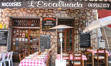 Restaurant Du Gesu Nice Menu