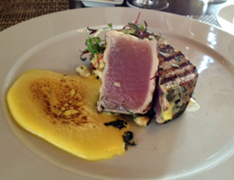 New American Cooking With French Influence Is Found In Many Of The Restaurants Santa Fe